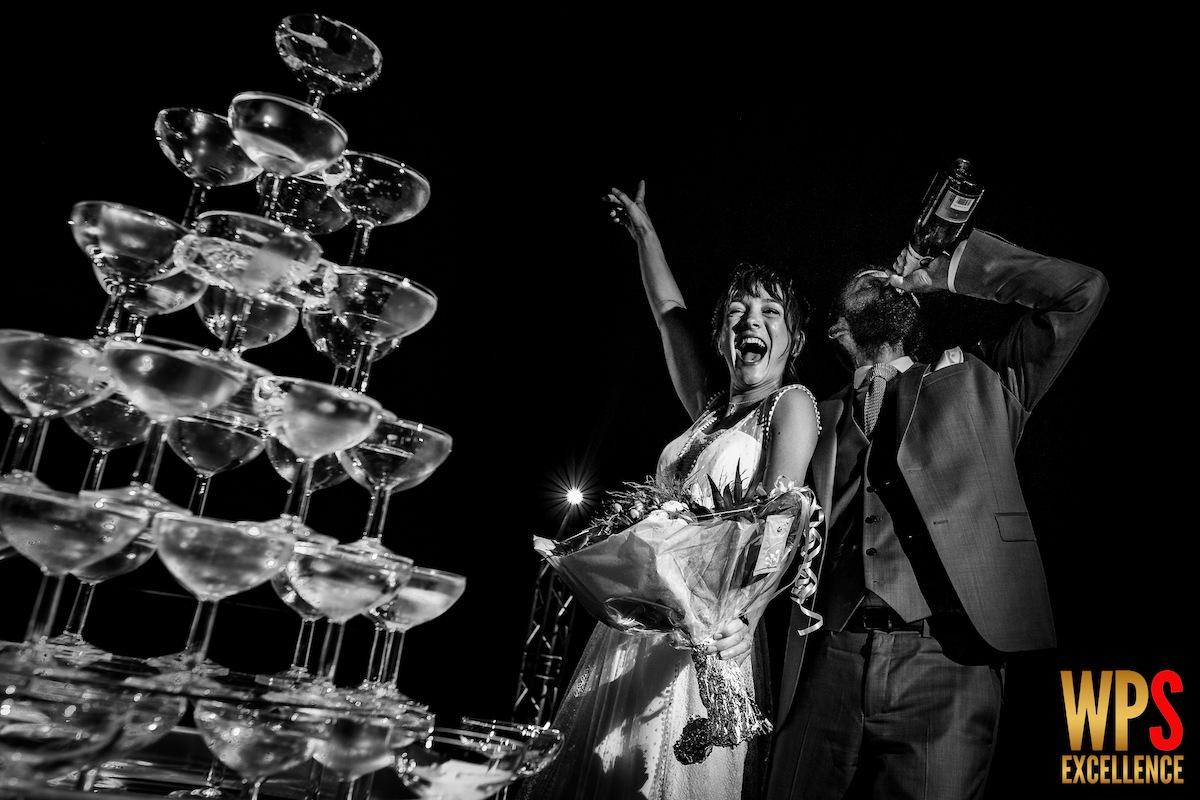 Photo de mariage ayant reçu des récompenses internationales