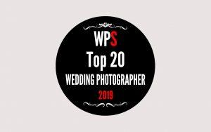 Dans le top 20 mondial de la photo de mariage