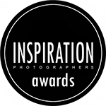 Logo de l'association internationale de photographie de mariage Inspiration photographers