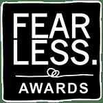 Récompense de l'association internationale des meilleurs photographes de mariage au monde Fearless Photographers
