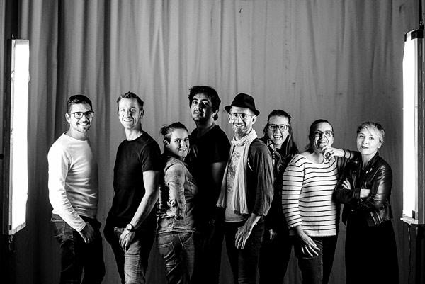 Portrait des photographes ayant assisté au workshop photographe de mariage de Franck Boutonnet à Paris