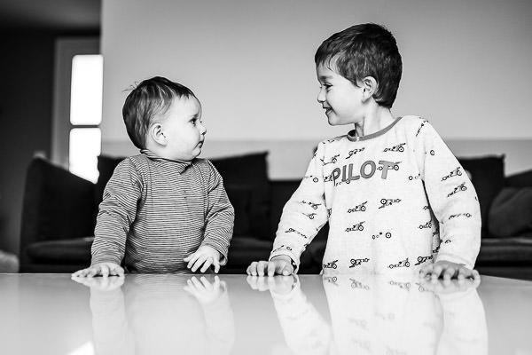 Les enfants du photographe de Perpignan Olivier Bolte