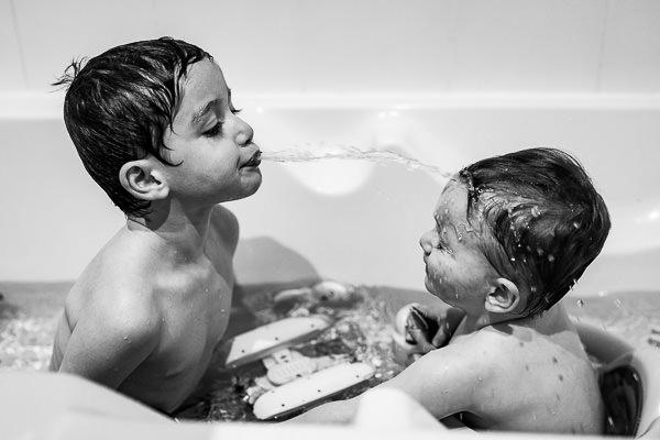 Les enfants d'Olivier Bolte photographe de famille et de mariage à Perpignan dans le 66